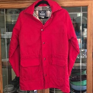 Vintage Woolrich Jacket Women's S Wool Liner USA